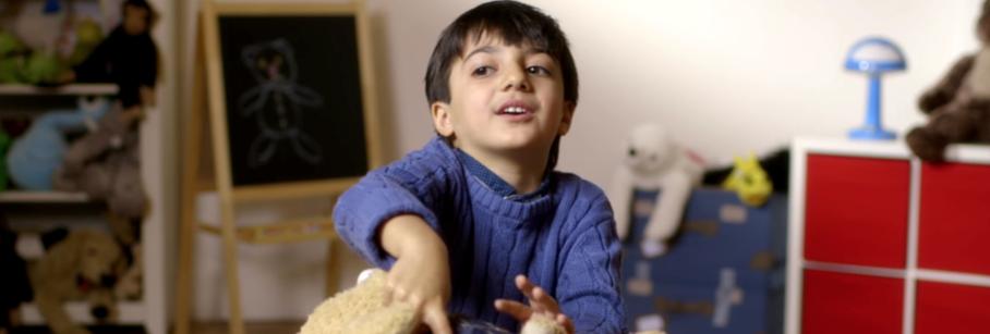 O que as crianças pensam sobre os adultos?