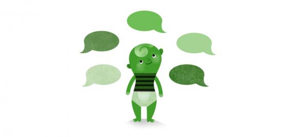 Aprender Linguagem – Como as interações com o bebê contribuem para o desenvolvimento da linguagem?