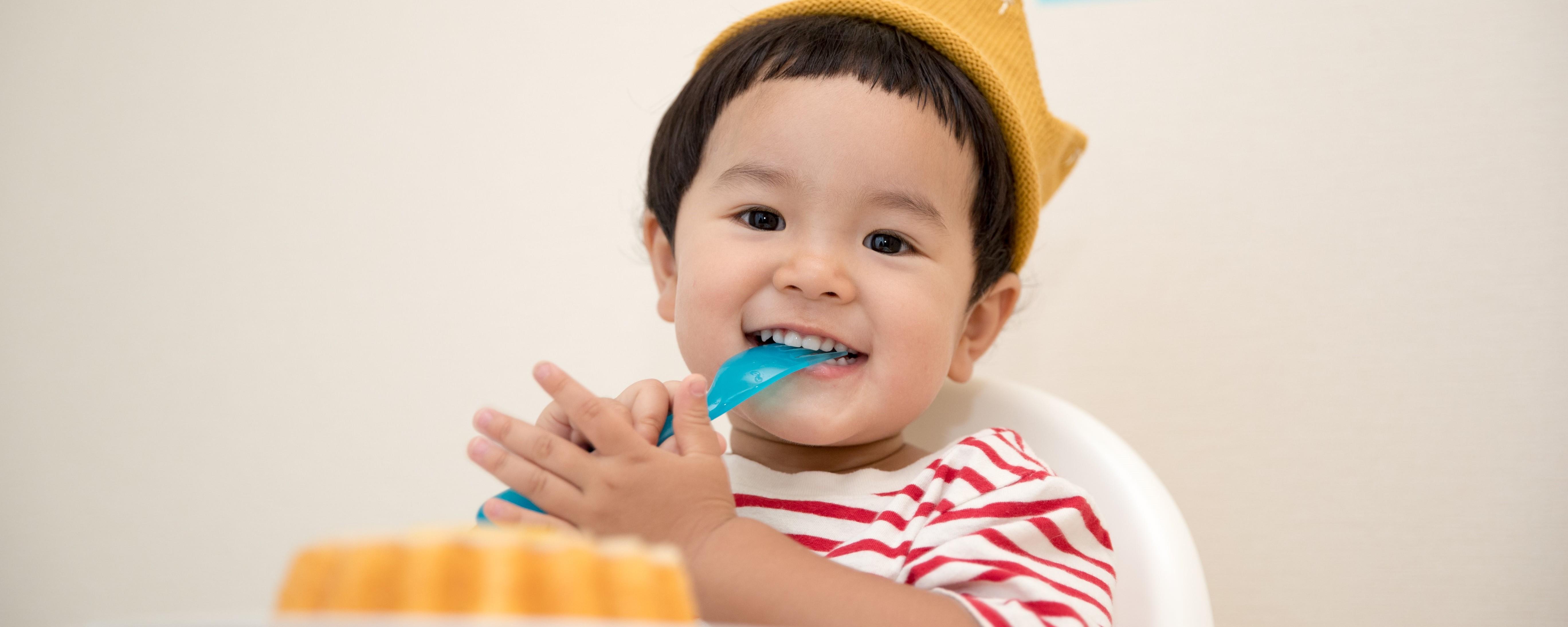 A criança pode se responsabilizar pela própria alimentação?