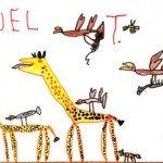 Mais uma iniciativa para estimular a produção artística  das crianças