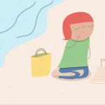 Como conversar com a criança que está atravessando um período de separação entre seus pais?